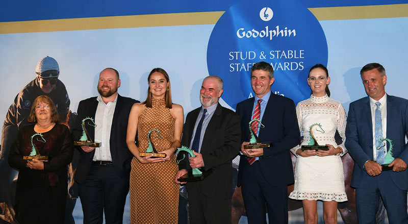 The 2019 GSSSA winners (Godolphin/Lisa Grimm)